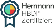 Herrmann HBDI zertifiziert