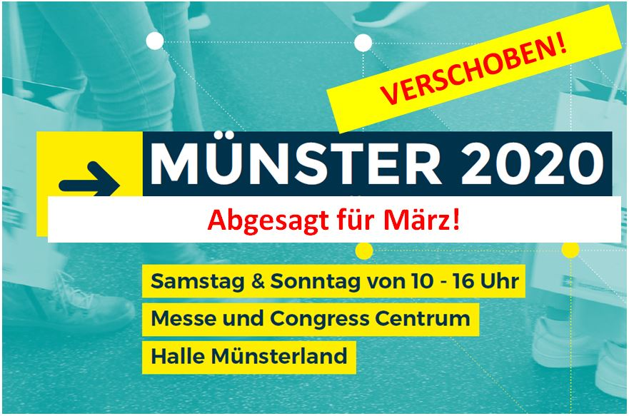 Messe HORIZON Münster 13.02. & 14.02.2021