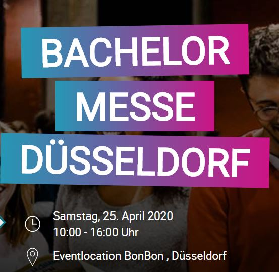 BACHELOR AND MORE – Düsseldorf
