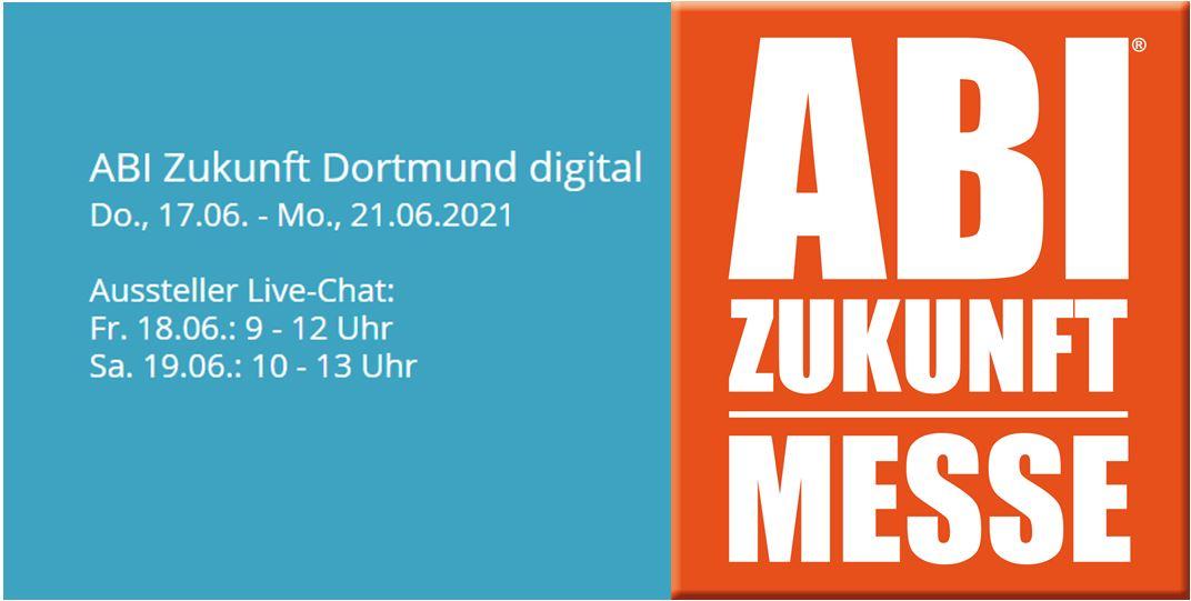 ABI ZUKUNFT digital für Dortmund 17.06. – 21.06.2021